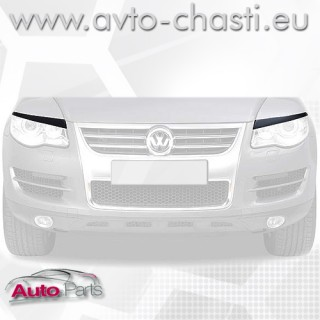 Тунинг вежди на фаровете за VW TOUAREG