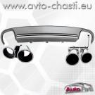 Заден дифузьор AUDI A4 B8 /S4 Design/