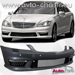 AMG ПАКЕТ ЗА MERCEDES S W221