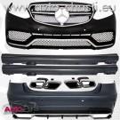 Оптичен пакет Е63 AMG MERCEDES E W212 /Facelift/