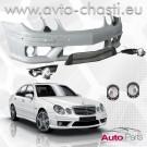 Оптичен пакет AMG за Mercedes E W211