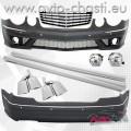 Оптичен пакет AMG за Mercedes W211 /PDC/