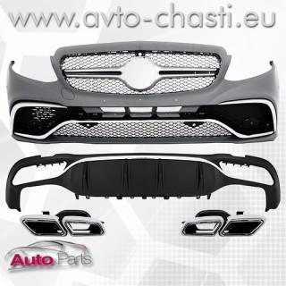 AMG оптичен пакет за Mercedes E W213