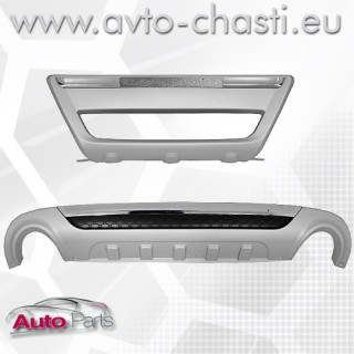 Декоративни предпазни скари за Volvo XC60