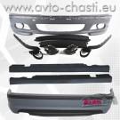 Оптичен пакет М-Техник за BMW 3 E46 /Седан/