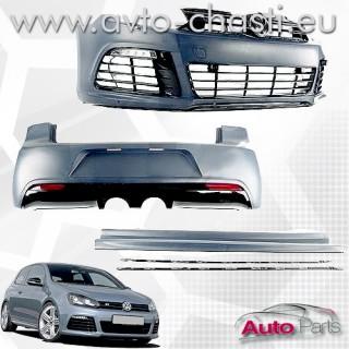 Спойлери и брони за VW GOLF 6