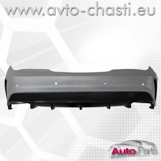 БРОНЯ A45 AMG MERCEDES CLA W117