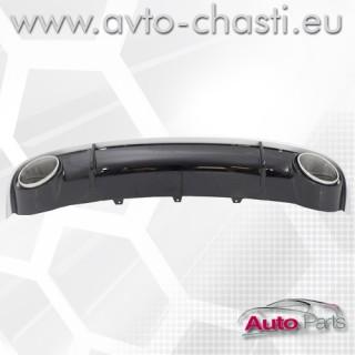 Заден дифузьор RS4 Design за AUDI A4 B8