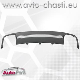 Заден дифузьор S4 Design за AUDI A4 B8 Facelift