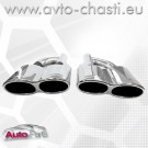 Накрайници AMG за ауспуха на Mercedes