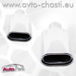 Накрайници на ауспуха за BMW X5 E53