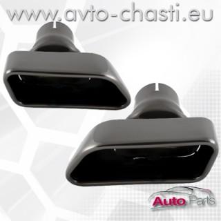 Накрайници тип V8 за ауспуха на BMW 5 F10/F11