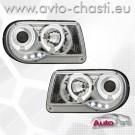 Фарове за Chrysler 300C /Хром LED/