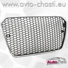 Решетка за AUDI A5 /хром с PDC/