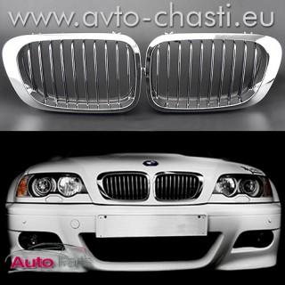 Тунинг решетки за BMW E46 COUPE