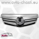 Решетка за MERCEDES E W212 /Silver Edition/