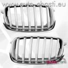 Решетки за BMW X6 E71 /Titan Line/