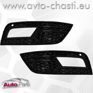 Решетки RS4 за AUDI A4 B8 Facelift