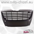 Решетка за VW PASSAT B6 /PDC черна/