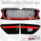 РЕШЕТКИ ЗА RANGE ROVER SPORT /Black Red Edition/