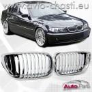 Решетки за BMW 3 E46 /2002 г. - 2005 г./