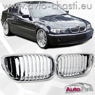 РЕШЕТКИ ЗА BMW E46