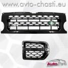 Решетки за Land Rover Discovery /черни/