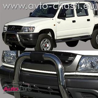 Преден ролбар за Toyota Hilux Double Cab 2.5 TD