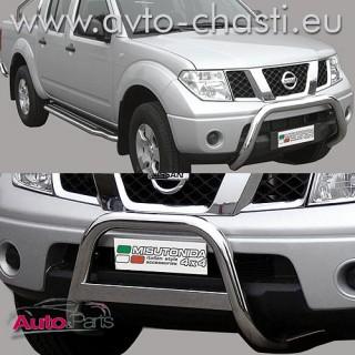 Преден ролбар за Nissan Navara