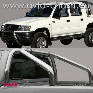 Ролбар за каросерия за Toyota Hilux Double Cab 2.5 TD