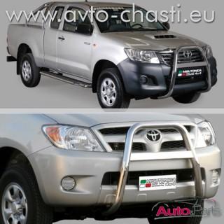 Преден ролбар за Toyota Hilux