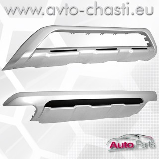 Декоративни предпазни скари за броните за Volvo XC60