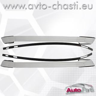Алуминиеви релинги на тавана BMW X6
