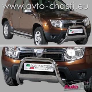 Преден ролбар за Dacia Duster