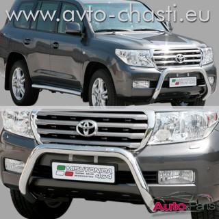 Преден ролбар за Toyota Land Cruiser V8 200