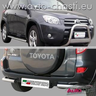 Заден ролбар за Toyota RAV 4