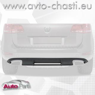 Дифузьор за задната броня за Volkswagen Touareg