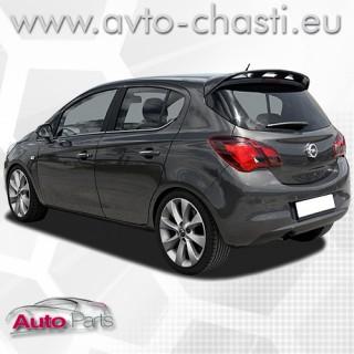 Спойлер на задната врата за Opel Corsa E