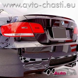Спойлер на багажника за BMW 3 Е92