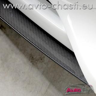 Преден сплитер за AUDI A4 B8