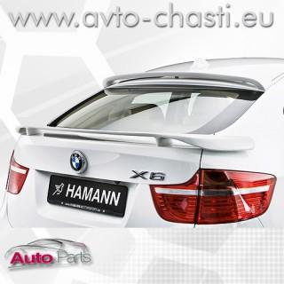 Спойлер HAMANN на багажника за BMW X6 E71