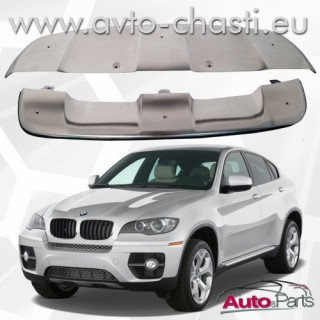 OFF ROAD ПАКЕТ ЗА BMW X6