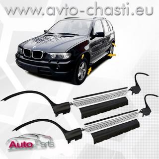 СТЕПЕНКИ ЗА BMW X5