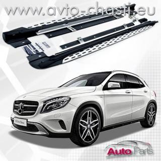 Алуминиеви степенки за Mercedes GLA X156
