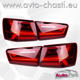 MATRIX LED DESIGN AUDI A6 4G