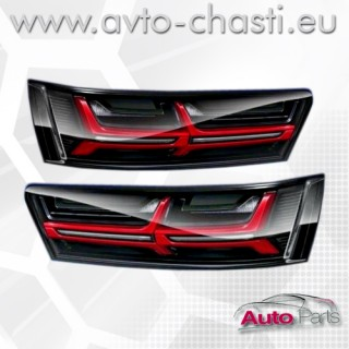 AUDI Q7 4M BLACK LINE TAIL LIGHTS