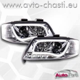 Фарове с дневни светлини за AUDI A6 C5/4B