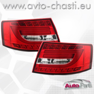 LIGHT BAR DESIGN AUDI A6 4F