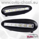 Дневни светлини с решетки за MERCEDES-BENZ S W220