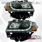Фарове за VW T4 /черни/